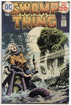 Picture of SWAMP THING (1973) #11 9.4 NM