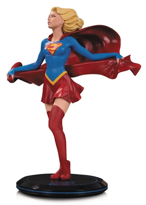 Picture of DC COVER GIRLS SUPERGIRL BY JOELLE JONES STATUE