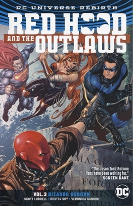 Picture of RED HOOD & THE OUTLAWS TP VOL 03 BIZARRO REBORN REBIRTH