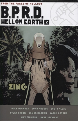 Picture of BPRD HELL ON EARTH HC VOL 02