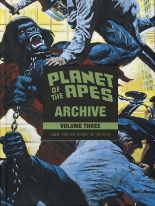 Picture of PLANET OF APES ARCHIVE HC VOL 03 (C: 0-1-2)