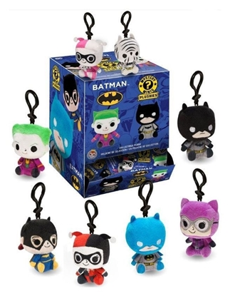 Picture of FUNKO DC MYSTERY MINI PLUSHIE KEYCHAIN