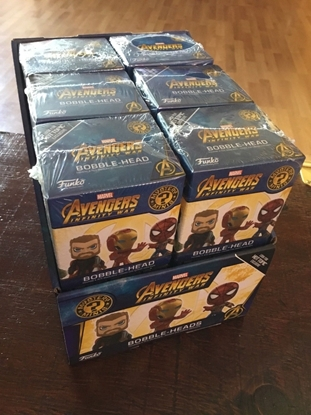 Picture of FUNKO AVENGERS INFINITY WAR MYSTERY MINI 12PC