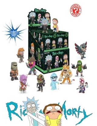 Picture of FUNKO RICK AND MORTY MYSTERY MINI BLIND BOX