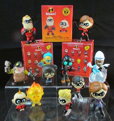 Picture of FUNKO DISNEY*PIXAR INCREDIBLES 2 MYSTERY MINI BLIND BOX