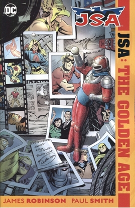 Picture of JSA THE GOLDEN AGE TPB NEW ED