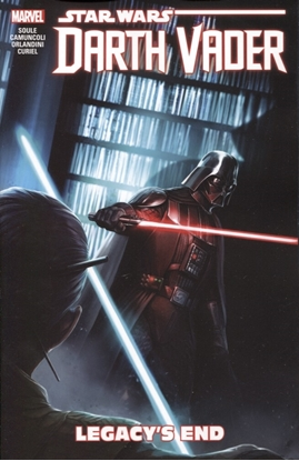 Picture of STAR WARS DARTH VADER DARK LORD SITH TPB VOL 2 LEGACYS END