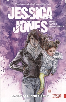 Picture of JESSICA JONES TP VOL 03 RETURN OF THE PURPLE MAN