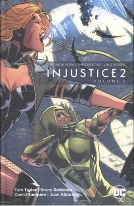 Picture of INJUSTICE 2 HC VOL 2