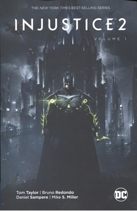 Picture of INJUSTICE 2 TP VOL 01