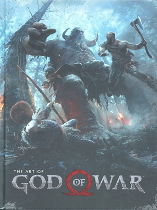 Picture of ART OF GOD OF WAR HC (C: 0-1-2)