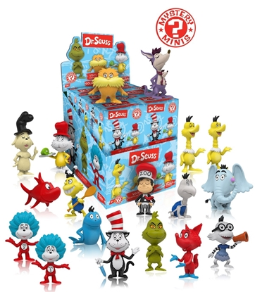 Picture of FUNKO DR. SEUSS MYSTERY MINI BLIND BOX 12 PC