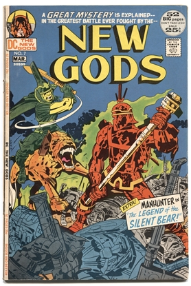 Picture of NEW GODS (1971) #7 6.0 FN