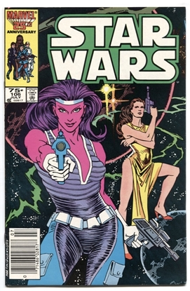 Picture of STAR WARS (1977) #106 9.4 NM