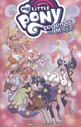 Picture of MY LITTLE PONY LEGENDS OF MAGIC TPB VOL 2