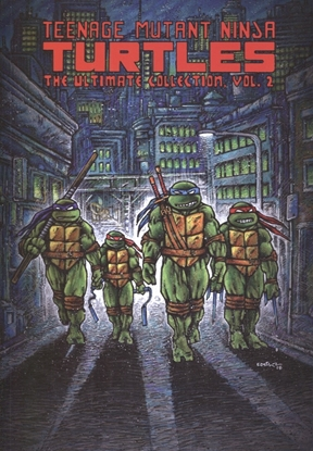 Picture of TMNT ULTIMATE COLL TPB VOL 2