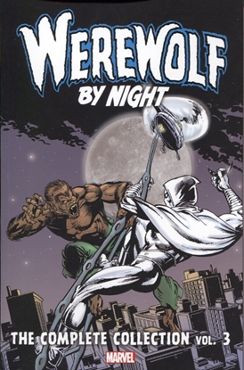 Picture of WEREWOLF BY NIGHT COMPLETE COLLECTION TP VOL 03