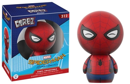 Picture of FUNKO DORBZ SPIDER-MAN HOMECOMING SPIDER-MAN #312 NEW VINYL FIGURE