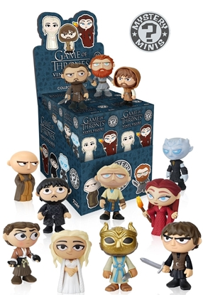 Picture of FUNKO GAME OF THRONES MYSTERY MINI BLIND BOX 12PC
