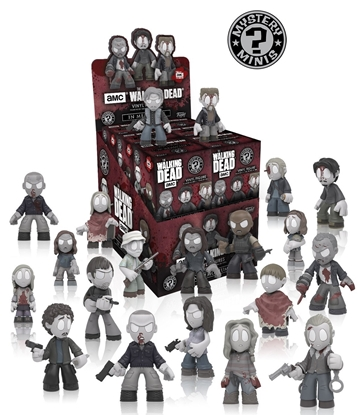 Picture of FUNKO AMC THE WALKING DEAD IN MEMORIUM MYSTERY MINI BLIND BOX 12 PC