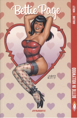 Picture of BETTIE PAGE TPB VOL 1 BETTIE IN HOLLYWOOD