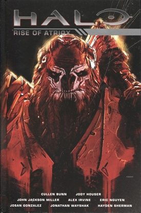 Picture of HALO RISE OF ATRIOX HC