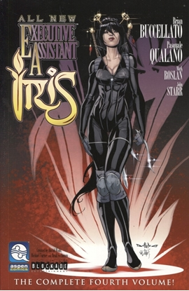 Picture of EXECUTIVE ASSISTANT IRIS TP VOL 04