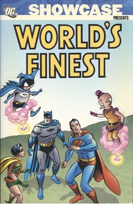 Picture of SHOWCASE PRESENTS WORLDS FINEST TP VOL 02