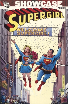 Picture of SHOWCASE PRESENTS SUPERGIRL TP VOL 02