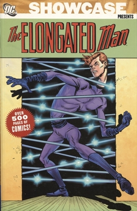 Picture of SHOWCASE PRESENTS ELONGATED MAN TP VOL 01