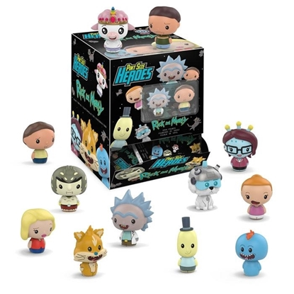 Picture of FUNKO PINT SIZE HEROES RICK & MORTY