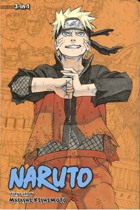 Picture of NARUTO 3IN1 TP VOL 22