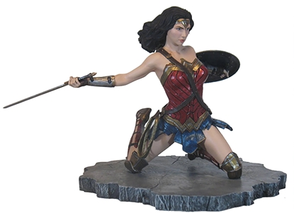 Picture of JLA MOVIE GALLERY WONDER WOMAN PVC STATUE (C: 1-1-2)