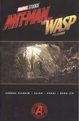 Picture of MARVELS ANT-MAN AND WASP PRELUDE TP