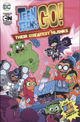 Picture of TEEN TITANS GO THIER GREATEST HIJINKS TP