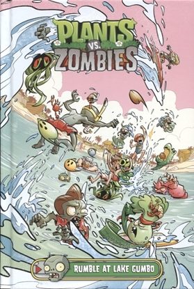 Picture of PLANTS VS ZOMBIES RUMBLE AT LAKE GUMBO HC (C: 1-1-2)
