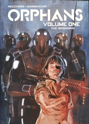 Picture of ORPHANS GN VOL 01