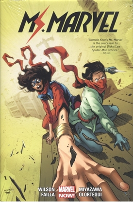 Picture of MS MARVEL HC VOL 04