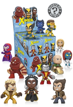 Picture of FUNKO X-MEN MYSTERY MINI NEW VINYL FIGURE