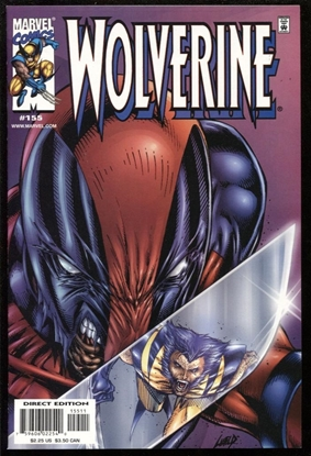 Picture of WOLVERINE (1988) #155 9.4 NM