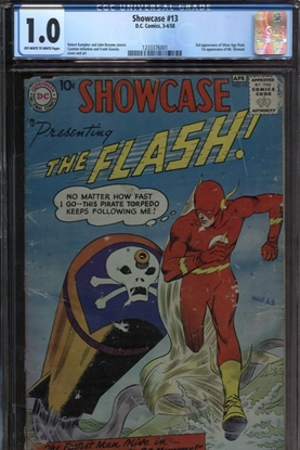 Picture of SHOWCASE (1956) #13 1.0 FR