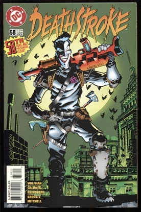 Picture of DEATHSTROKE (1991) #58 9.6 NM+