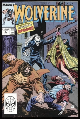 Picture of WOLVERINE (1988) #4 9.6 NM+