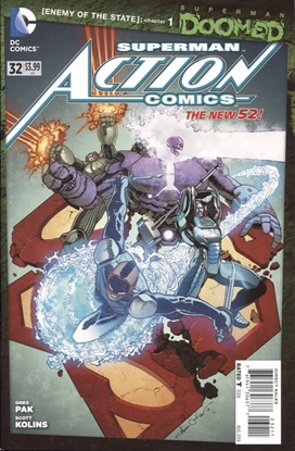 Picture of ACTION COMICS #32