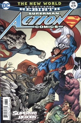 Picture of ACTION COMICS #978
