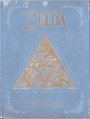 Picture of LEGEND OF ZELDA ENCYCLOPEDIA HC (C: 1-1-2)