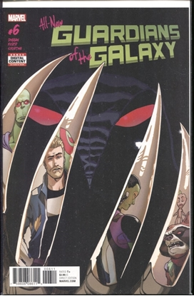 Picture of ALL NEW GUARDIANS OF GALAXY #6