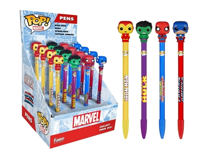 Picture of FUNKO POP! MARVEL PENS CAPTAIN AMERICA
