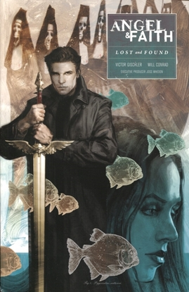 Picture of ANGEL & FAITH SEASON 10 TP VOL 02 LOST AND FOUND