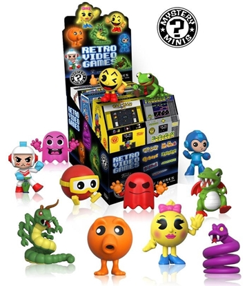 Picture of FUNKO MYSTERY MINI RETRO VIDEO GAMES